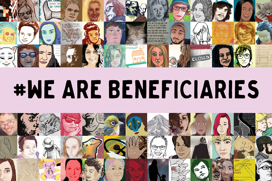 We Are Beneficiaries